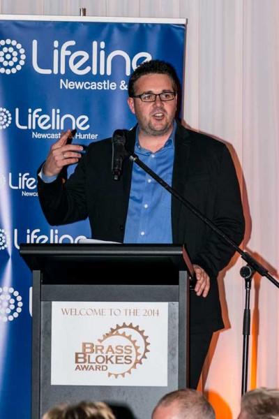 Robert Sams - Lifeline presentation